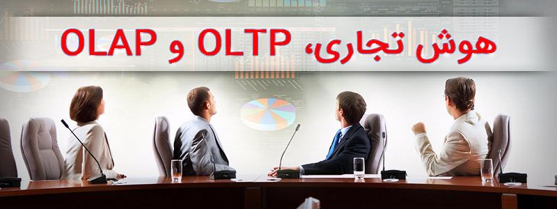 هوش تجاری، OLTP و OLAP