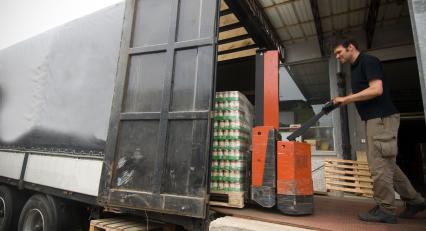 توزیع کنندگان کالا و محصولات