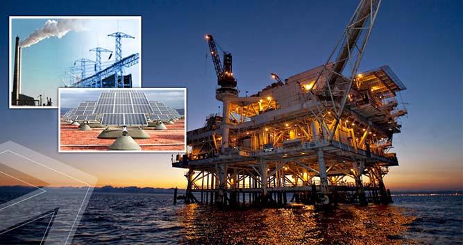 صنایع انرژی و نیرو