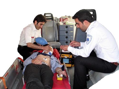 خدمات پزشکی اورژانس