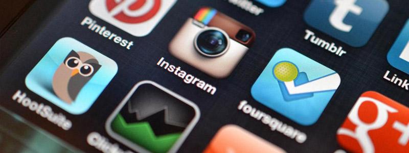 شبکه های اجتماعی موبایل