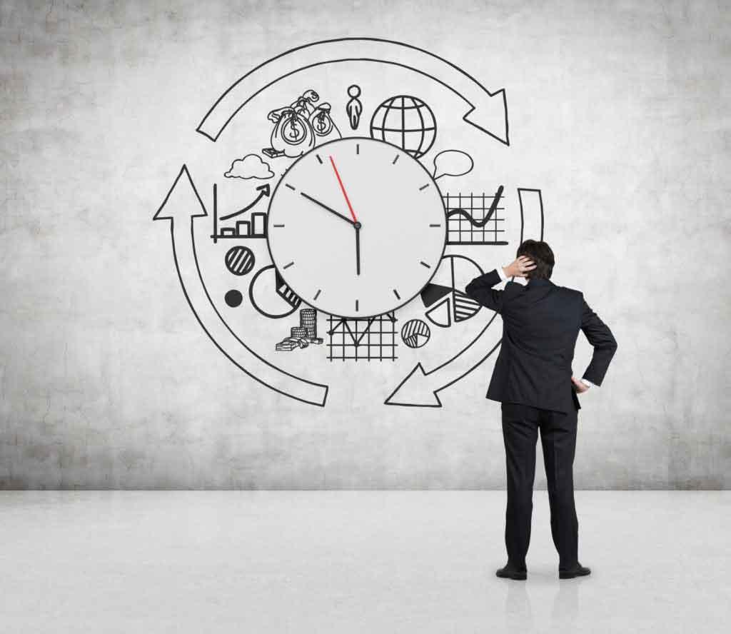 مدیریت زمان در CRM