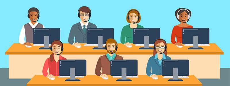 نرم افزار CRM برای مراکز اطلاعاتی و مراکز تماس