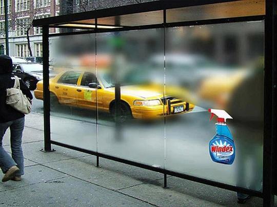 بازاریابی پارتیزانی شیشه شور