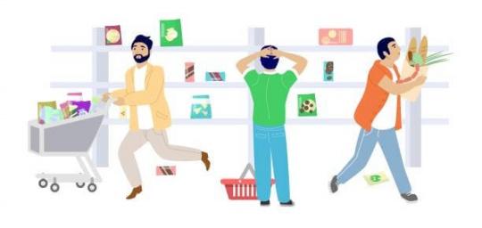 هول کردن خریدار و فروش در کمپین تبلیغاتی شب یلدا