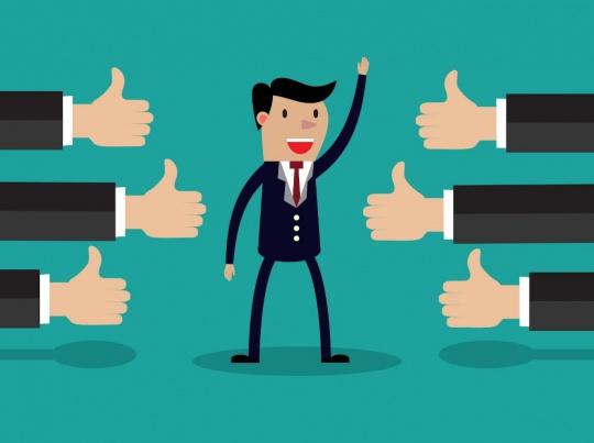 پرتلاش بودن کارمندان فروش در ارزیابی عملکرد کارمندان فروش