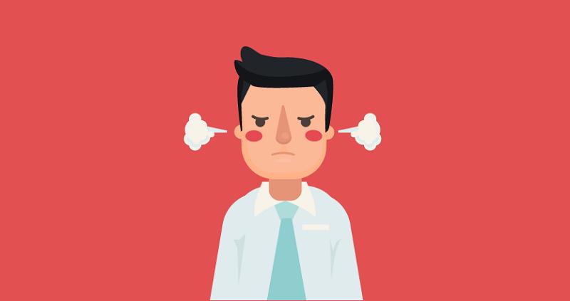 برخورد با مشتری ناراضی
