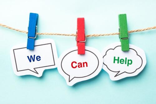 روش کمک به مشتری ناراضی
