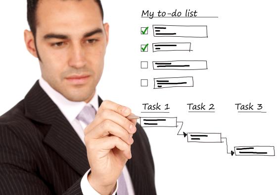 مدیریت وظایف و رویدادها