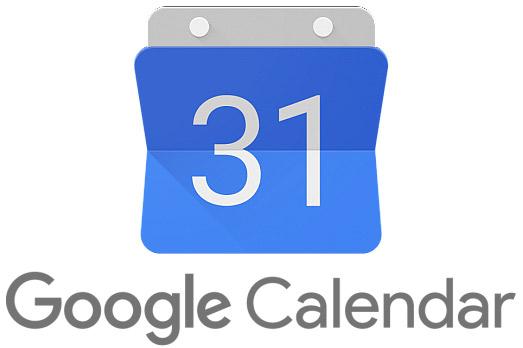 تقویم گوگل