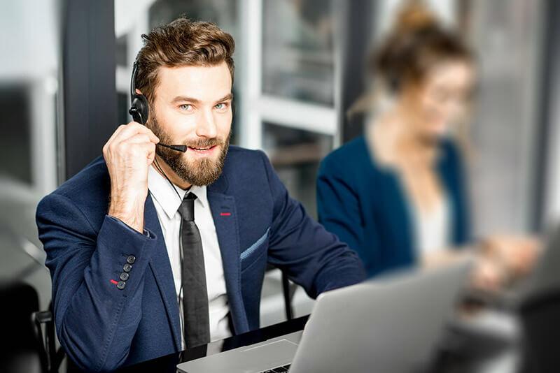 مرکز تماس VoIP