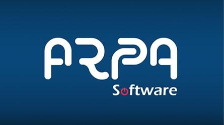 لوگوی نرم افزار حسابداری آرپا