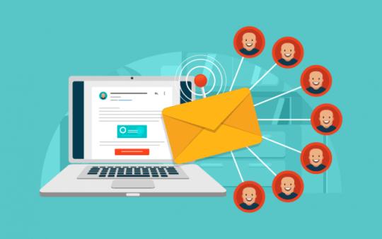 نرم افزار بازاریابی نرم افزار ایمیل مارکتینگ نیست