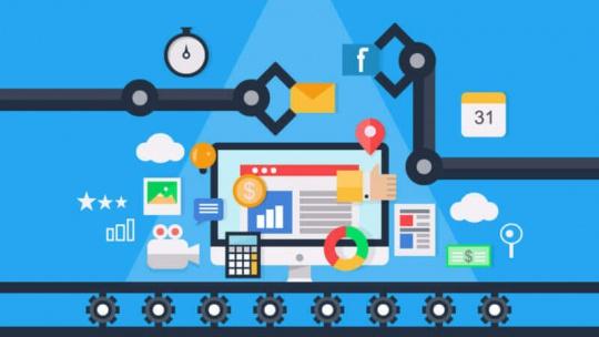نرم افزار بازاریابی در کسب وکارها